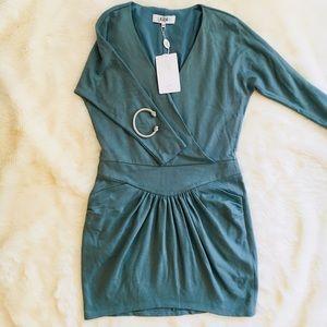 Jade Tibi $695 wool minidress XS with tags